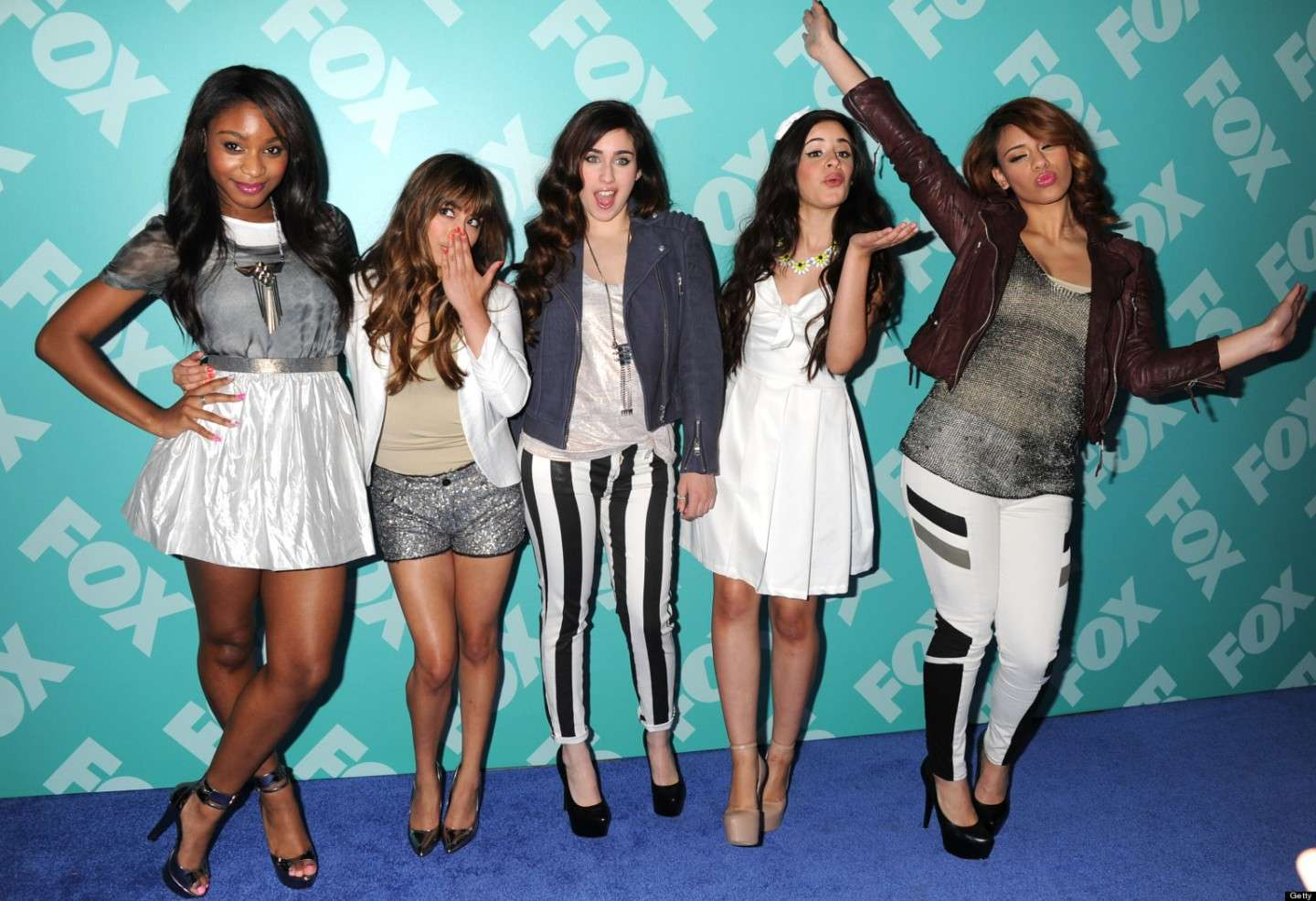 Fifth Harmony su red carpet