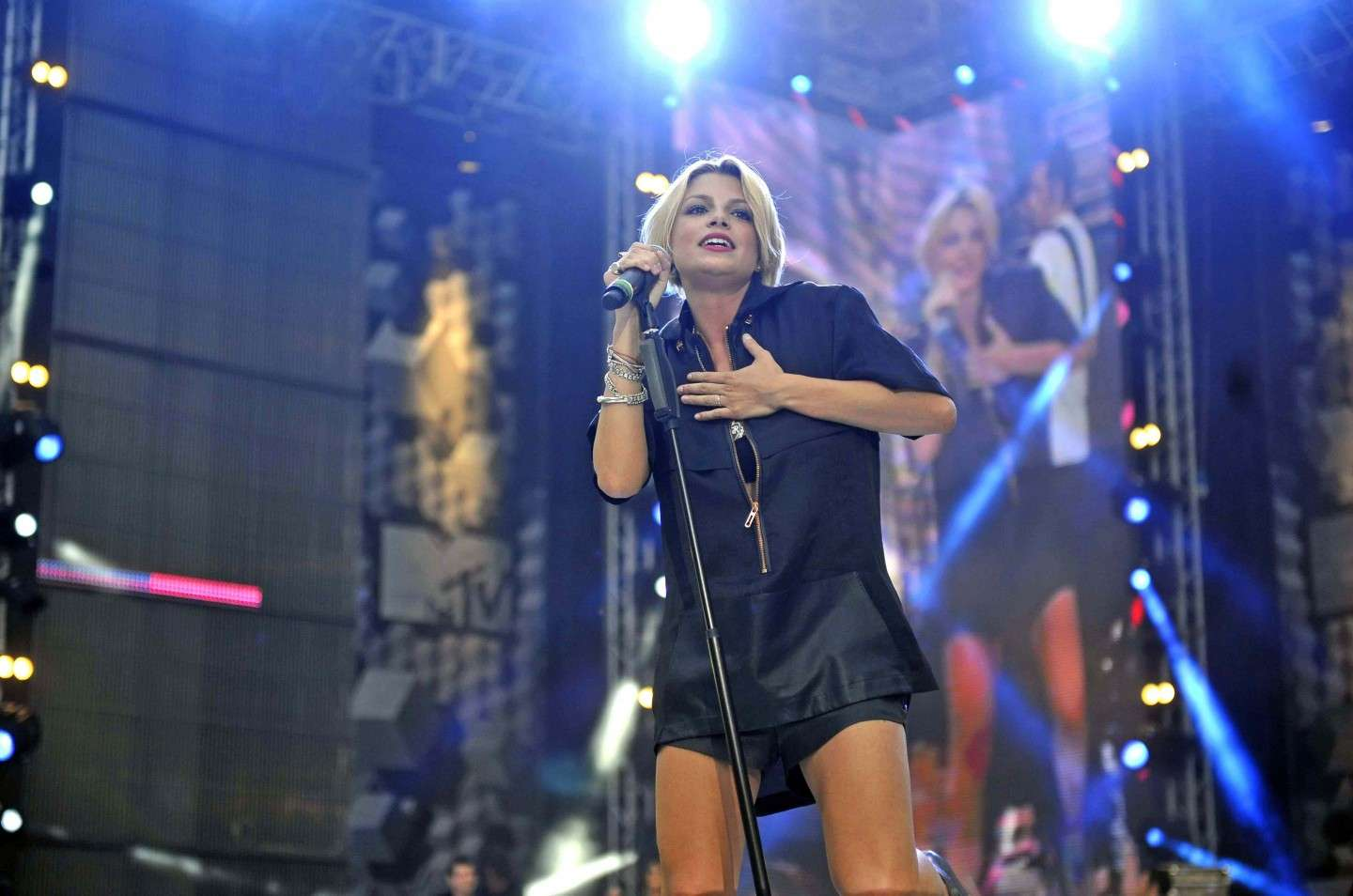 Emma Marrone tour 2014