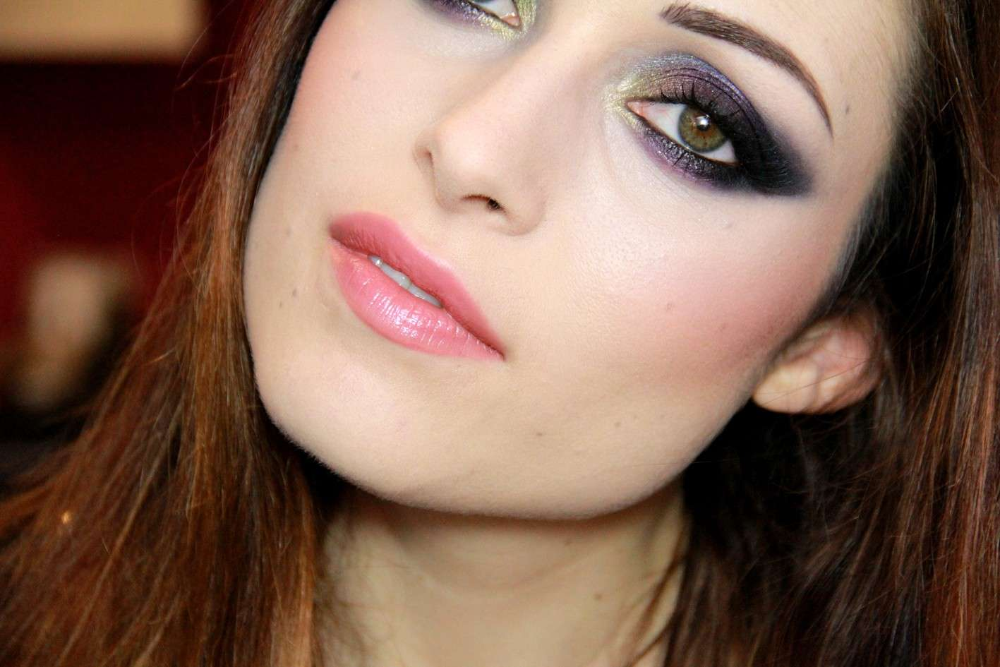 Make up occhi grandi