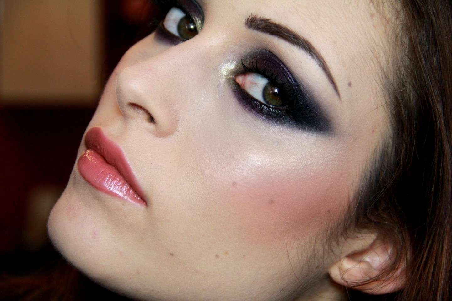 Make up scuro