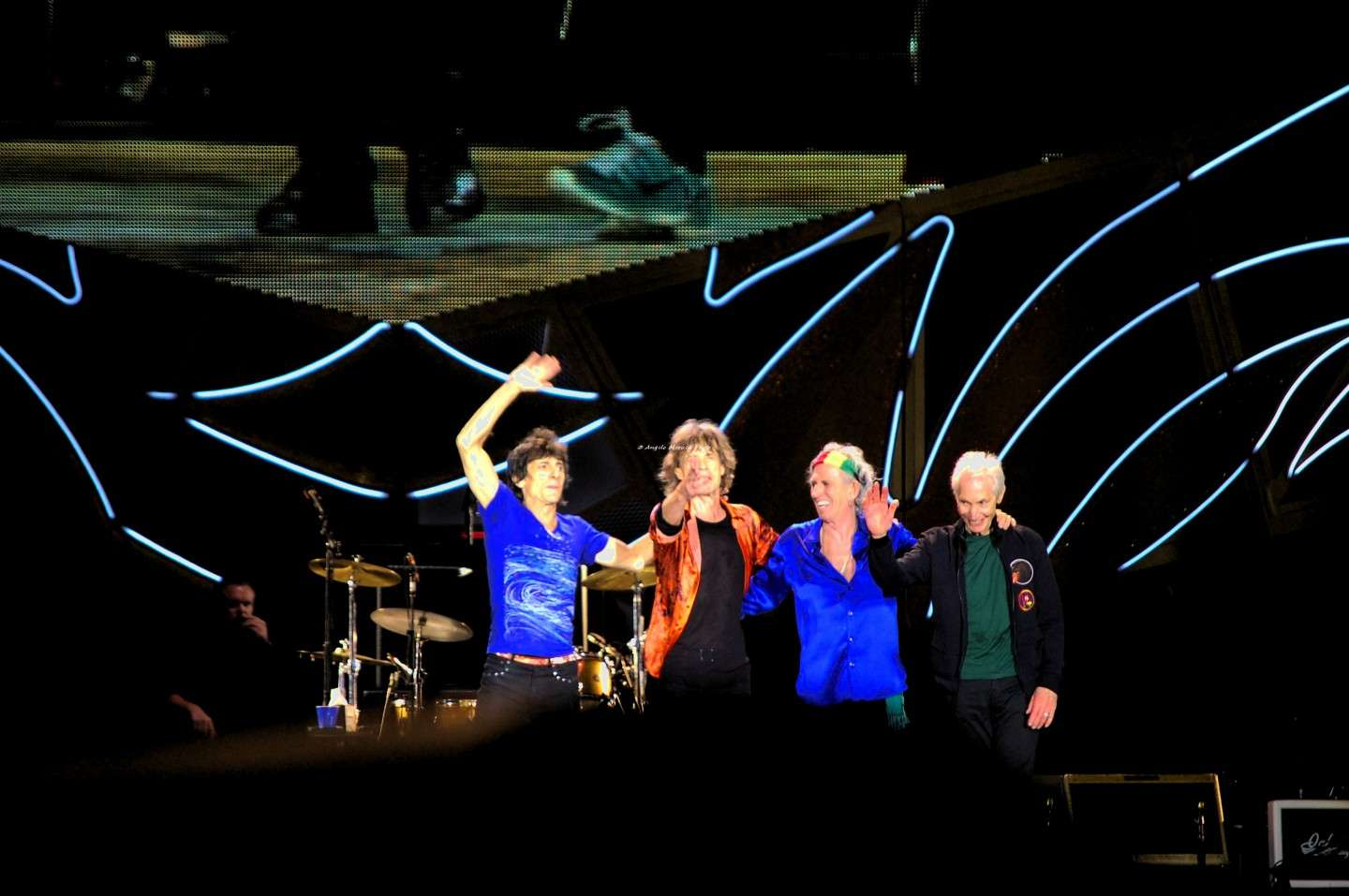 Rolling Stones a Roma
