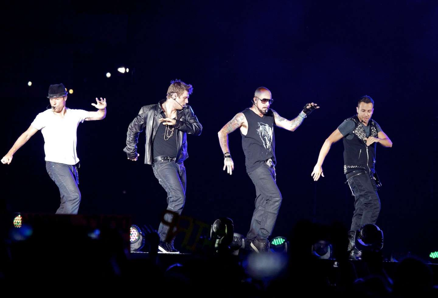 Summer Festival con i backstreet boys