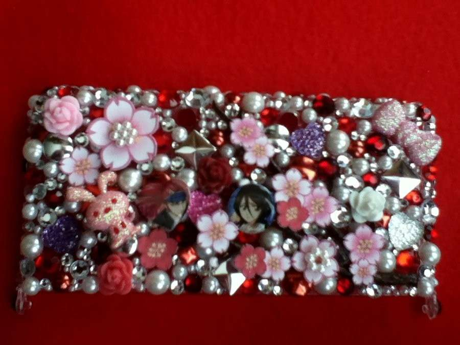 Cover strass