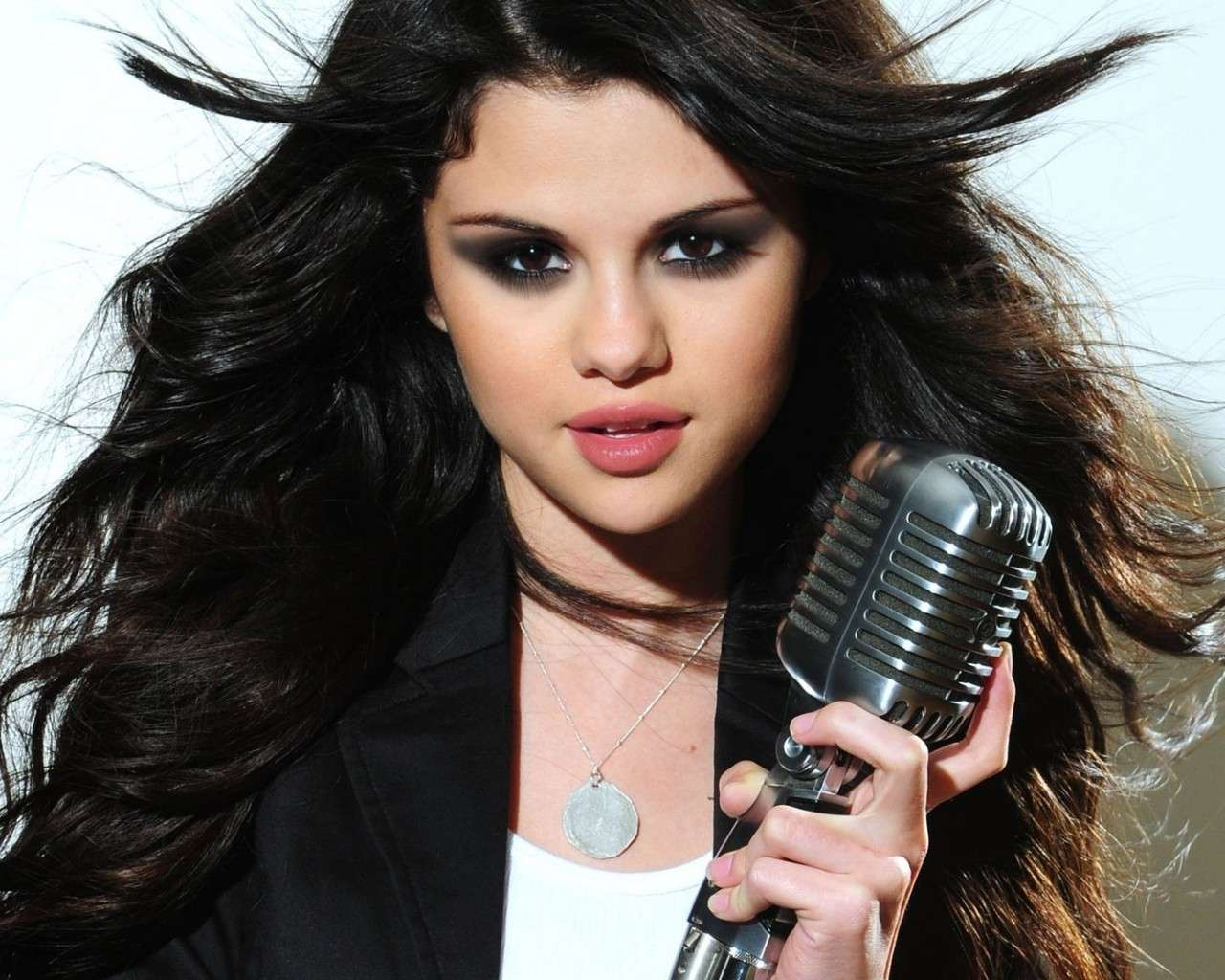 Selena Gomez make up occhi