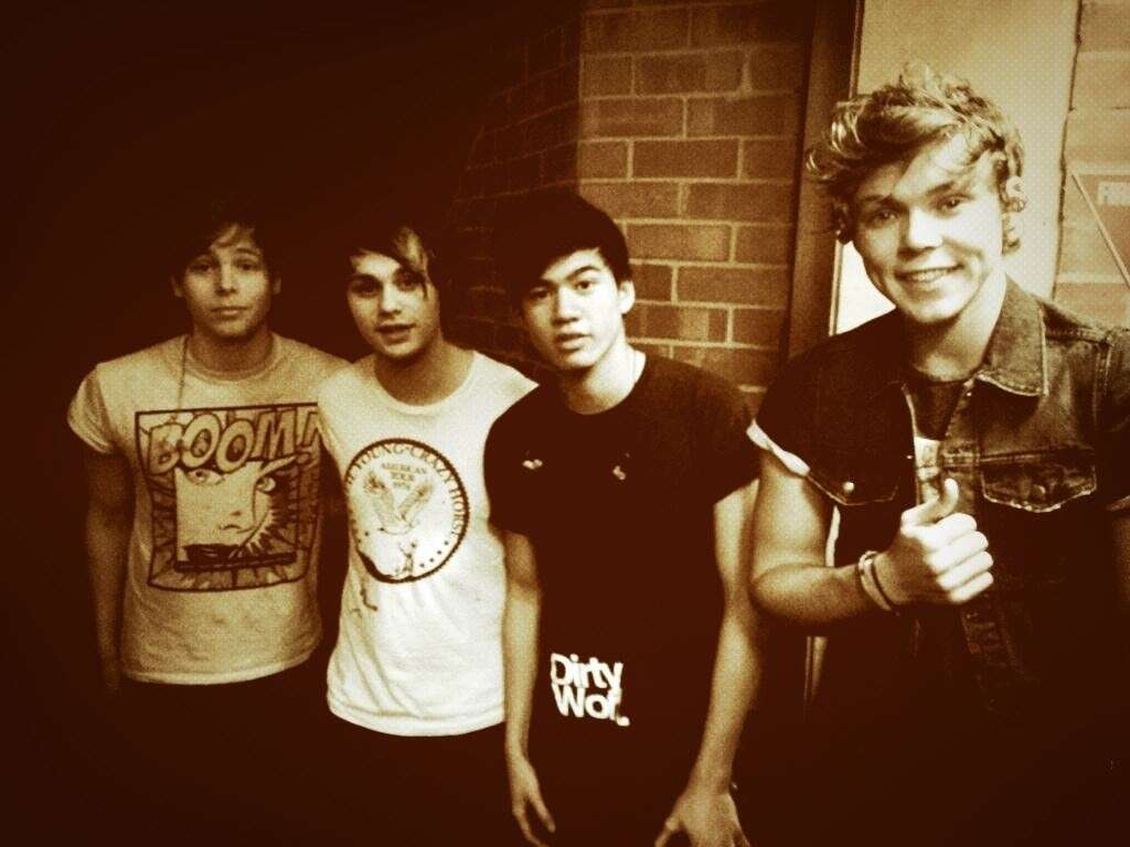 5 seconds of summer foto