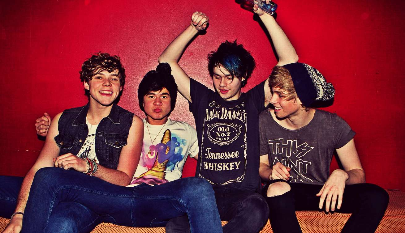 5 seconds of summer immagine