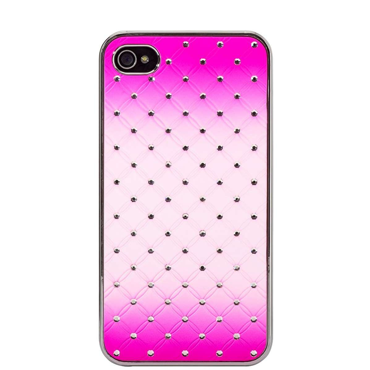 Cover per cellulari con strass: rosa