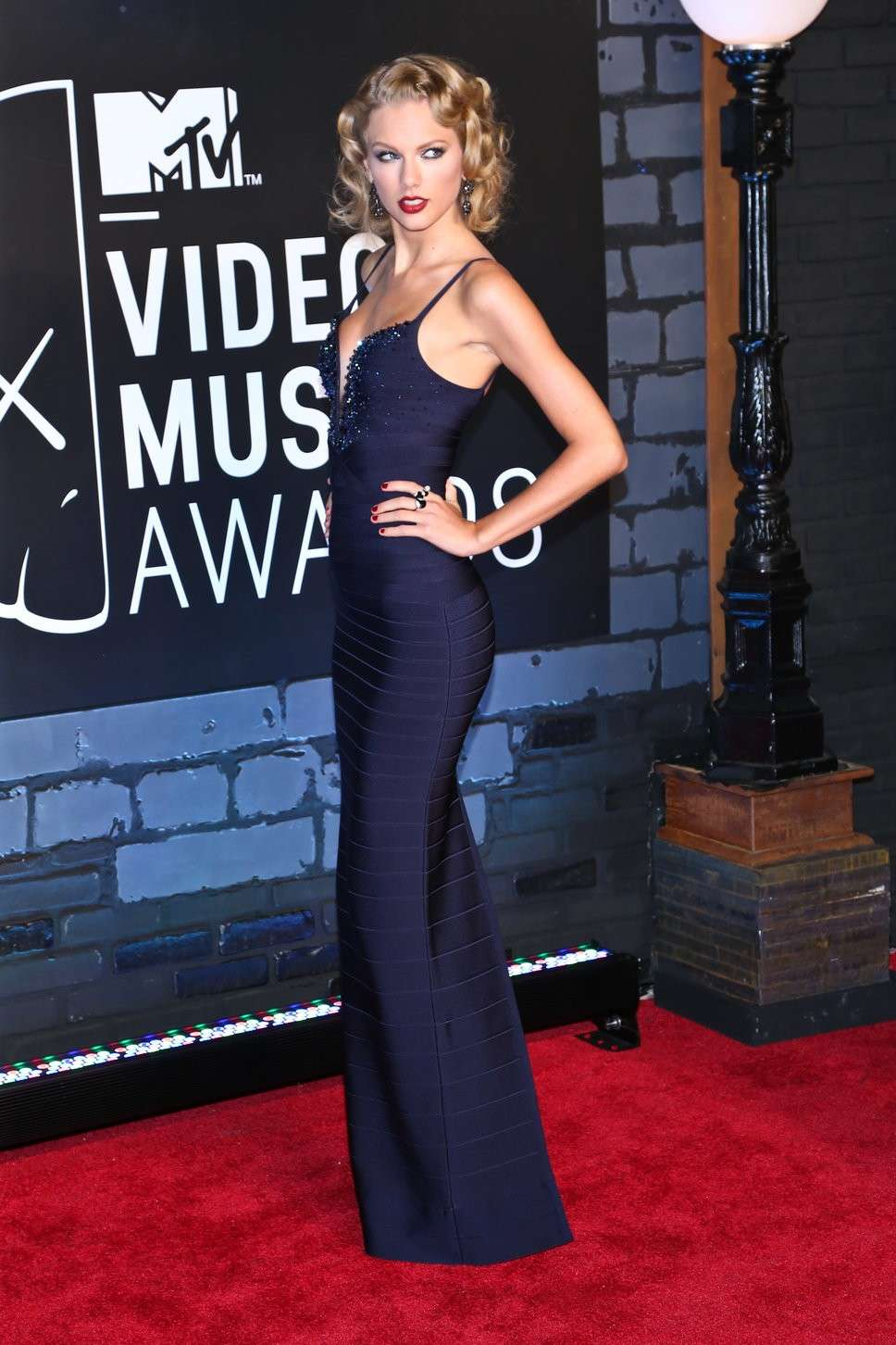 Outfit per gli MTV Music Awards