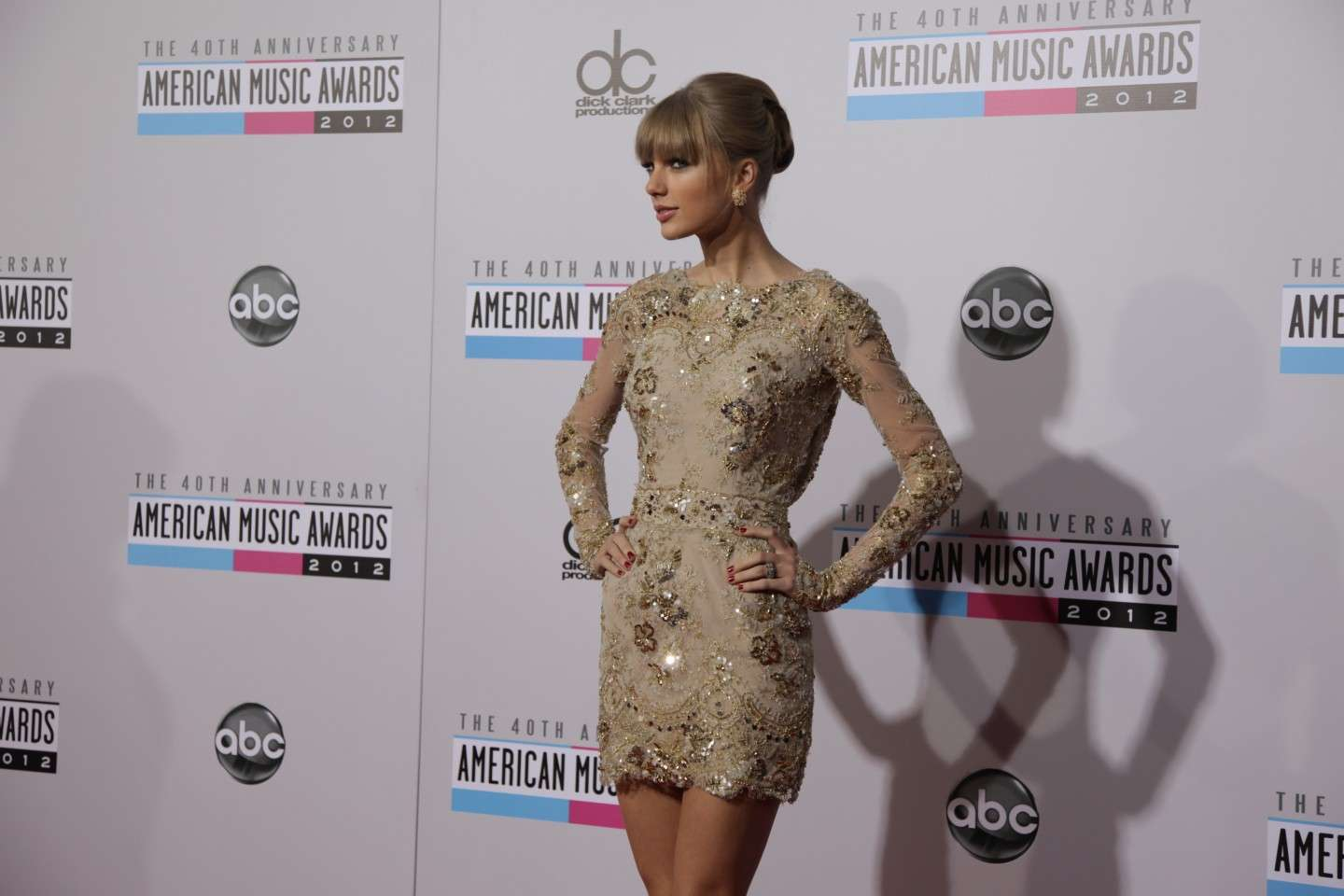 Taylor Swift ai Music Awards