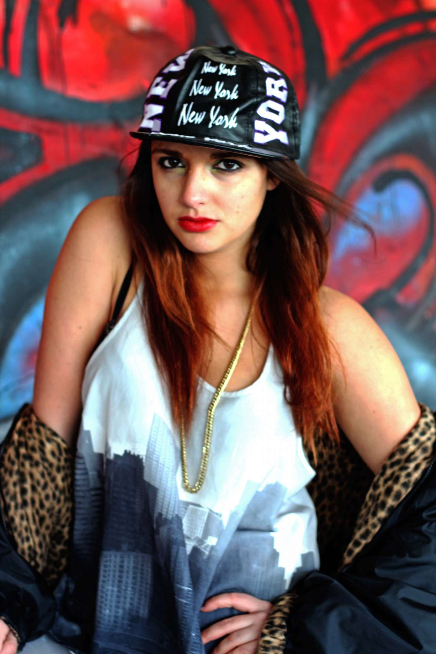 Cappello e accessori hip hop