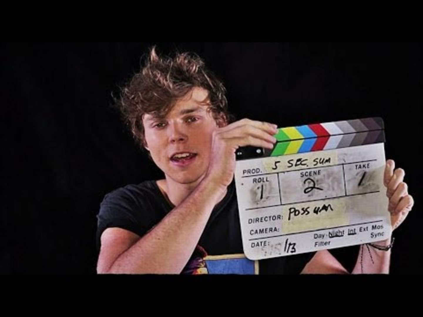 Ashton Irwin video
