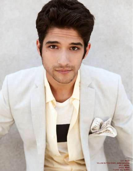 Tyler Posey giacca