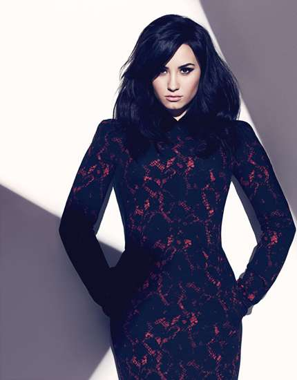 Demi Lovato: guarda il photo shoot per Fashion Magazine
