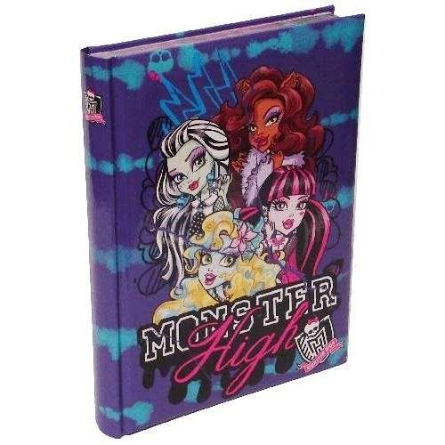 Diario 2014 2015 - Monster High