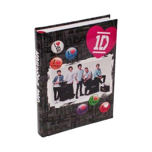 Diario 2014 2015 - One Direction