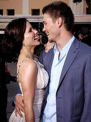One Tree Hill - Sophia Bush e Chad Michael Murray