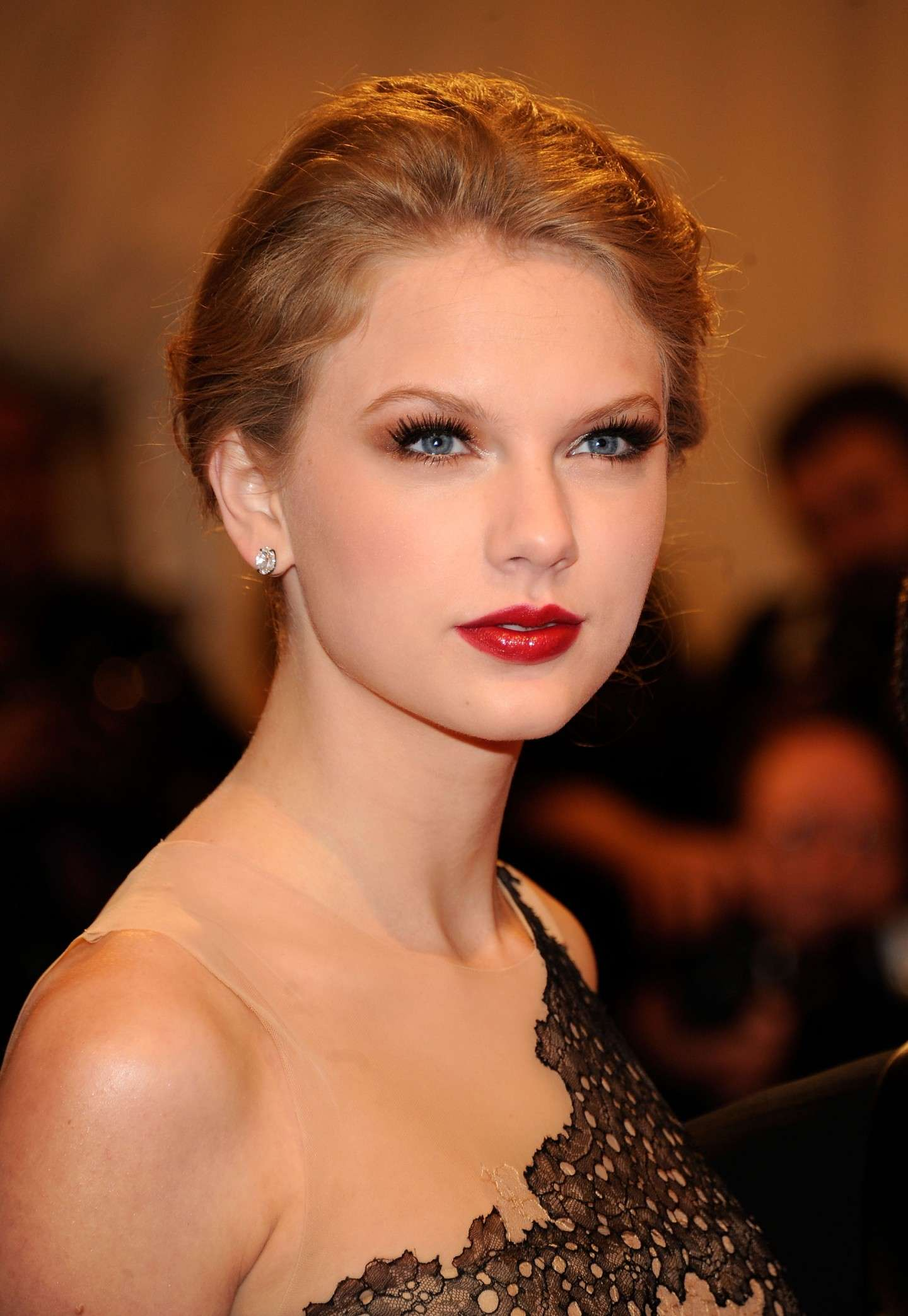 Taylor Swift, makeup perfetto