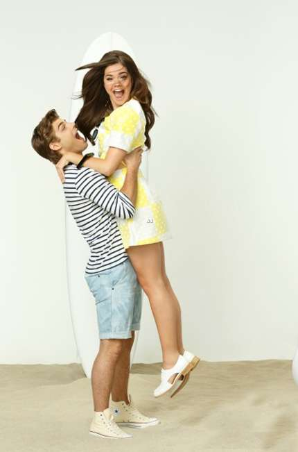 Teen Beach Movie Maia Mitchell Garrett Clayton
