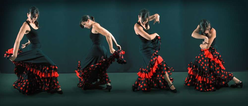 Il ballo del Flamenco