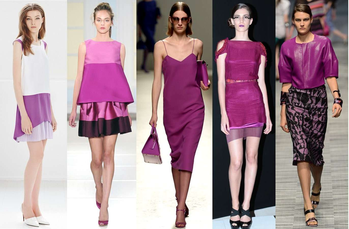 Radiant orchid colore del 2015