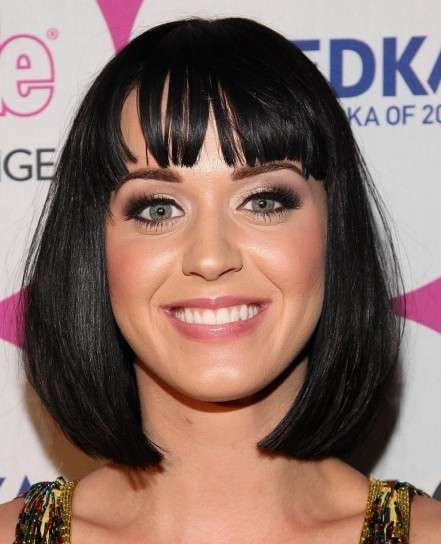 Rossetto rosa per Katy Perry