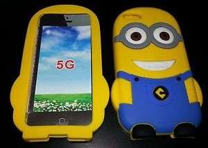 Cover per Iphone a forma di Minions