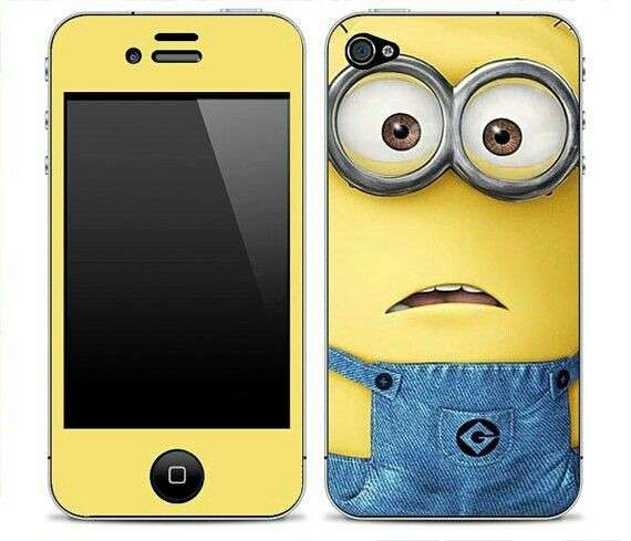 Cover gialla per Iphone