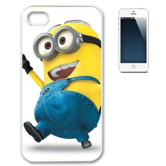 Cover dei Minion per Iphone