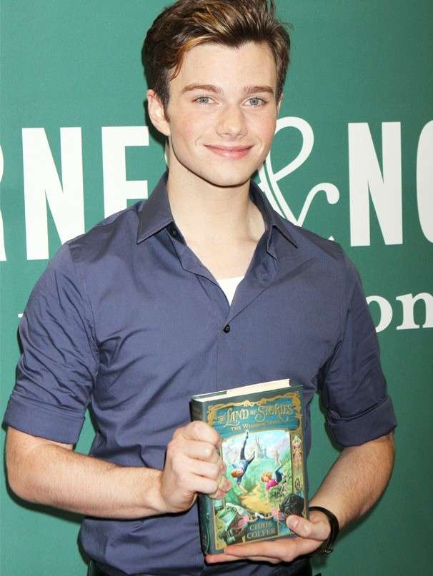 Chris Colfer e The Land of Stories