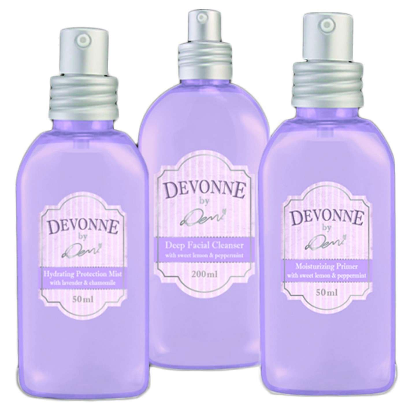 Devonne by Demi, la linea beauty di Demi Lovato