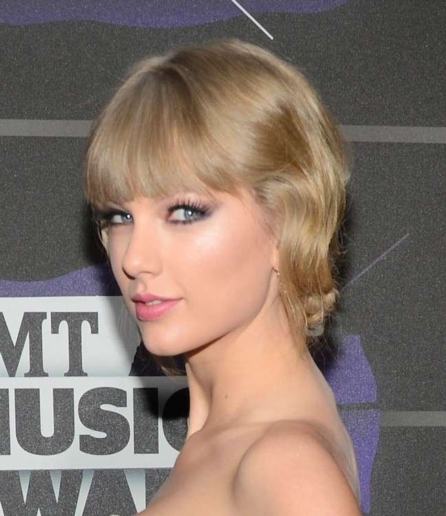 Star con falso caschetto: Taylor Swift