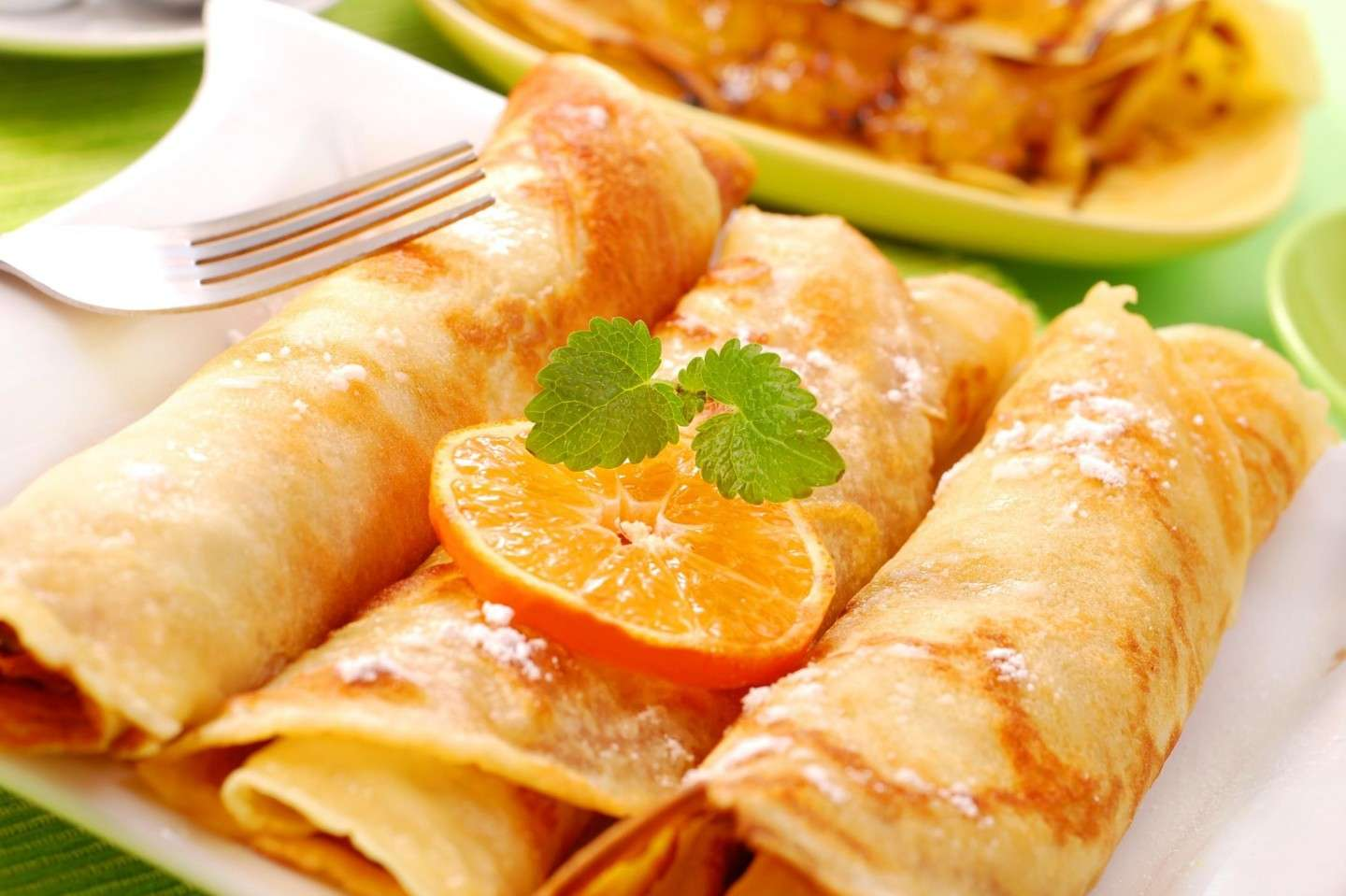 Crepes all