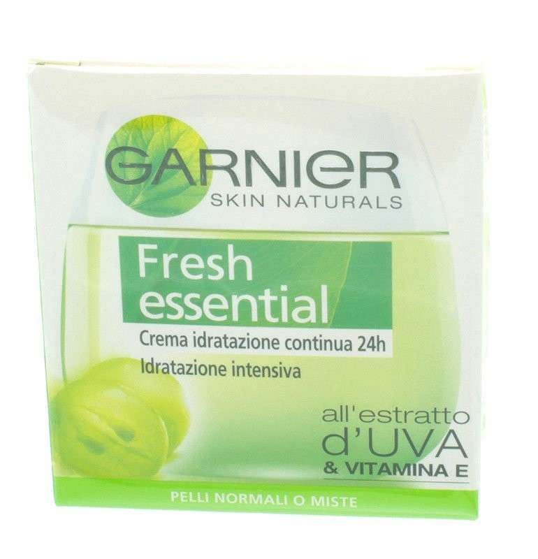 Garnier fresh essential