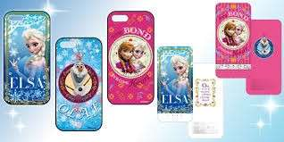 Colorate cover con i personaggi di Frozen