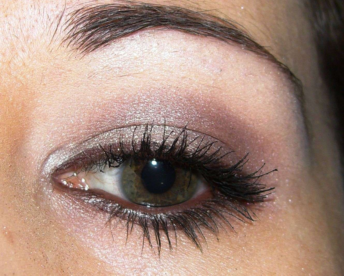 Make up con mascara