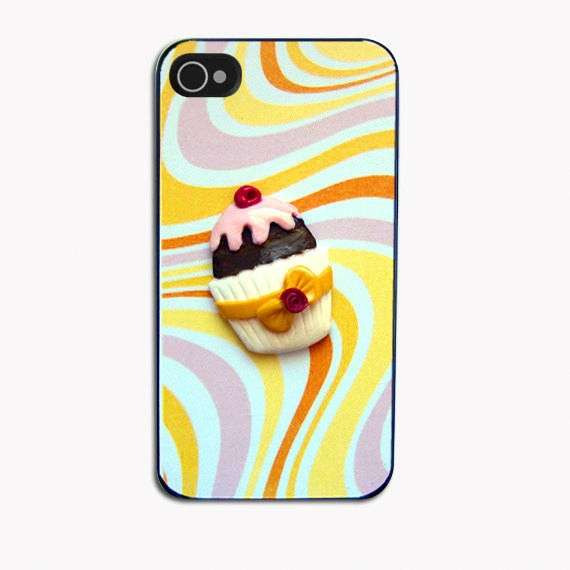 Cover per Iphone con cupcake