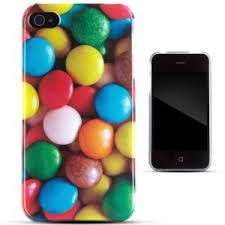 Cover per Iphone con caramelle