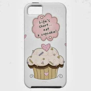 Cover cupcake per iphone 5