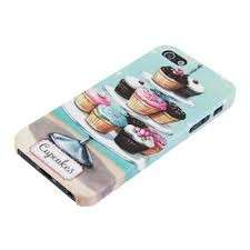 Cover iphone con cupcakes colorati