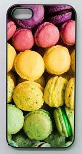 Cover per iphone con macarons