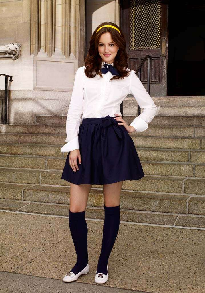 La mini di Blair Waldorf di Gossip Girl