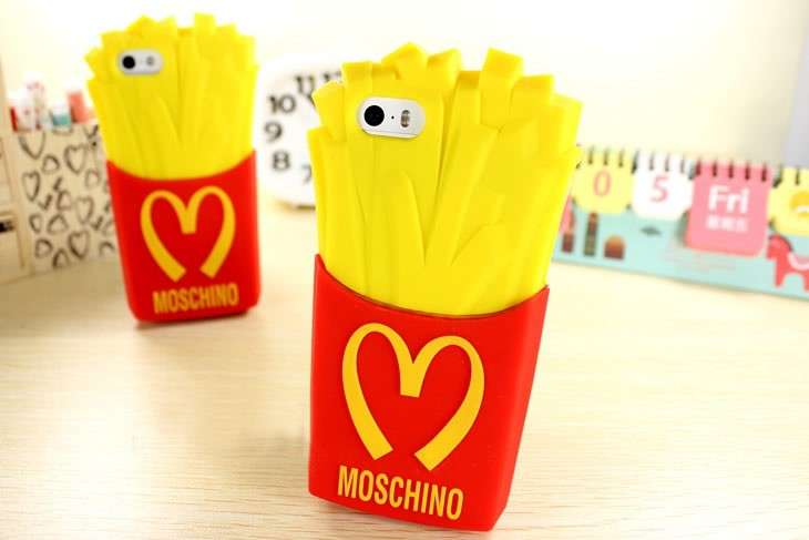 Cover per Iphone by Moschino