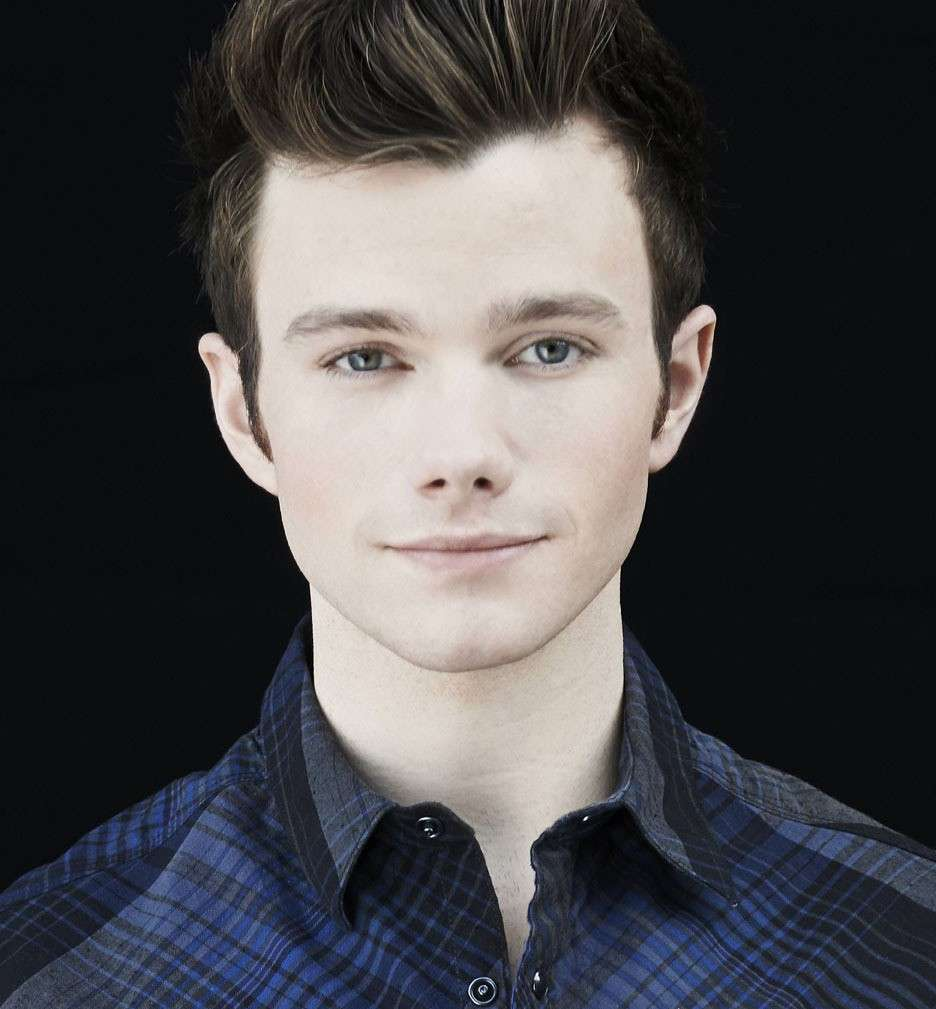 Chris Colfer di Glee