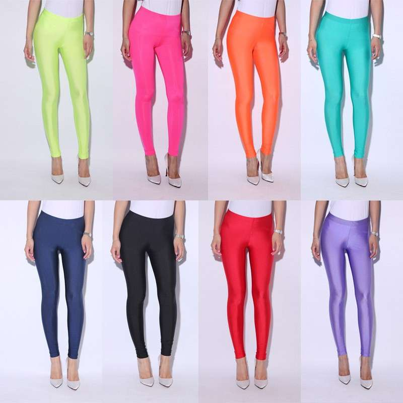 Leggings colorati