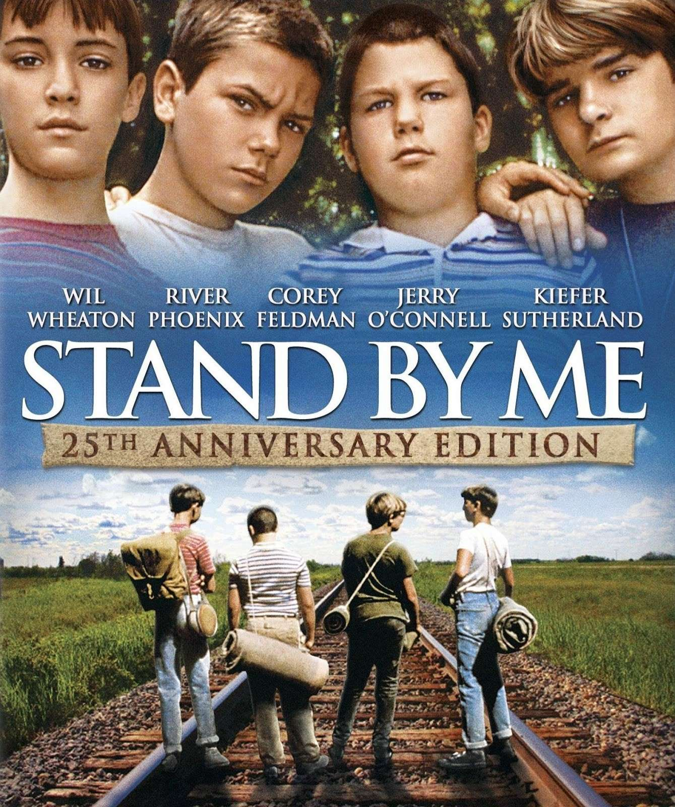 Stand by me, la locandina