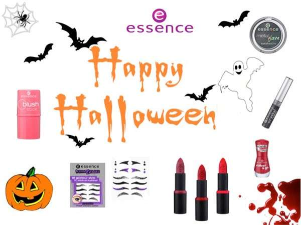 Essence linea Halloween