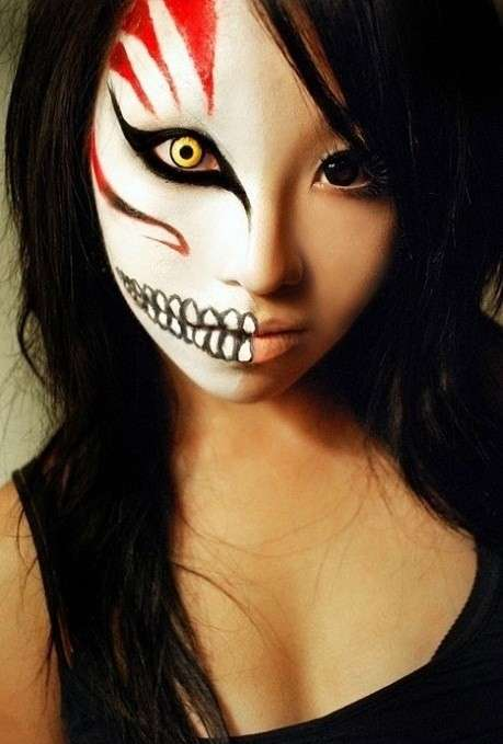 Makeup creativo per Halloween