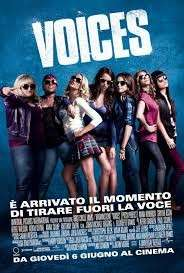 Voices, il poster del film musical