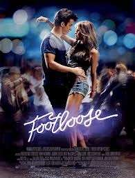 Footloose, il poster