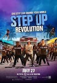 Step Up Revolution, la locanina